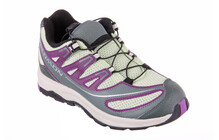 Salomon Kids XA Pro 2 green tea/anemone purple/light tt